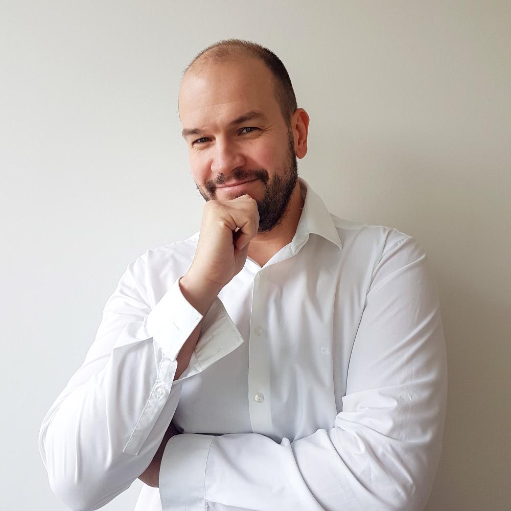 Trener Scrum - Łukasz Bręk
