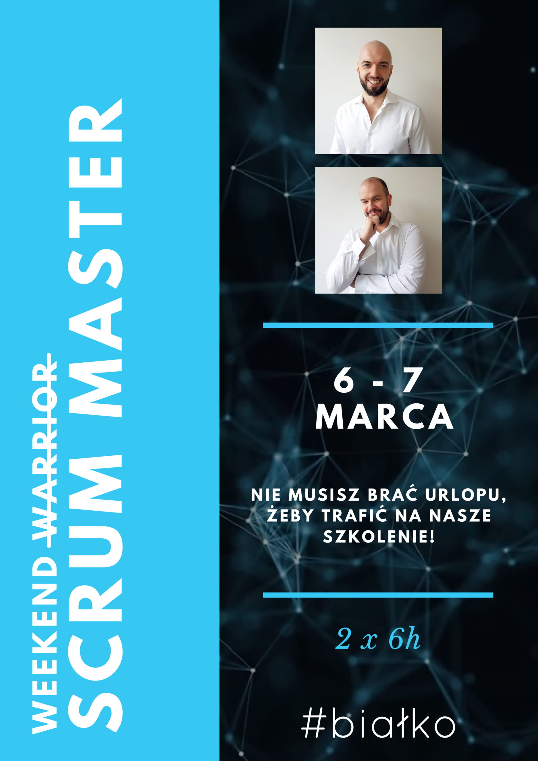 Weekend Scrum Master 6-7 Marca